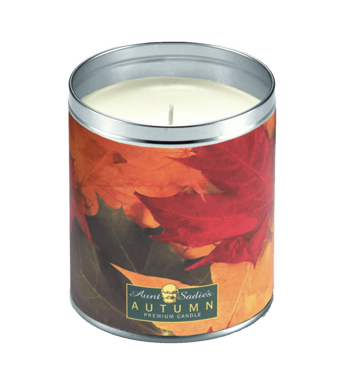Autumn Foliage Candle
