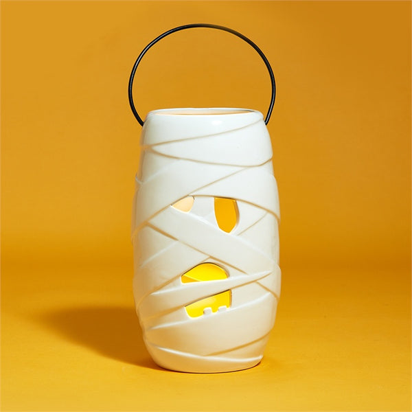 Mummy LED Candle Lantern