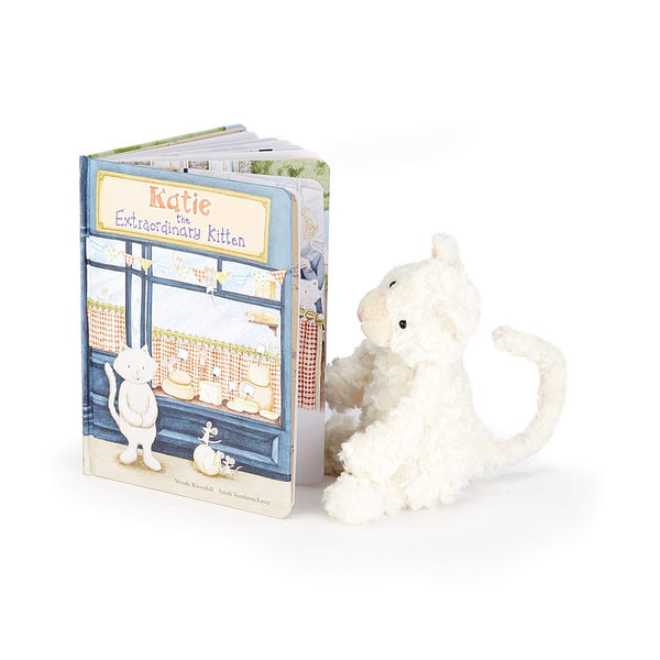 Fuddlewuddle Kitty & Book Gift Set