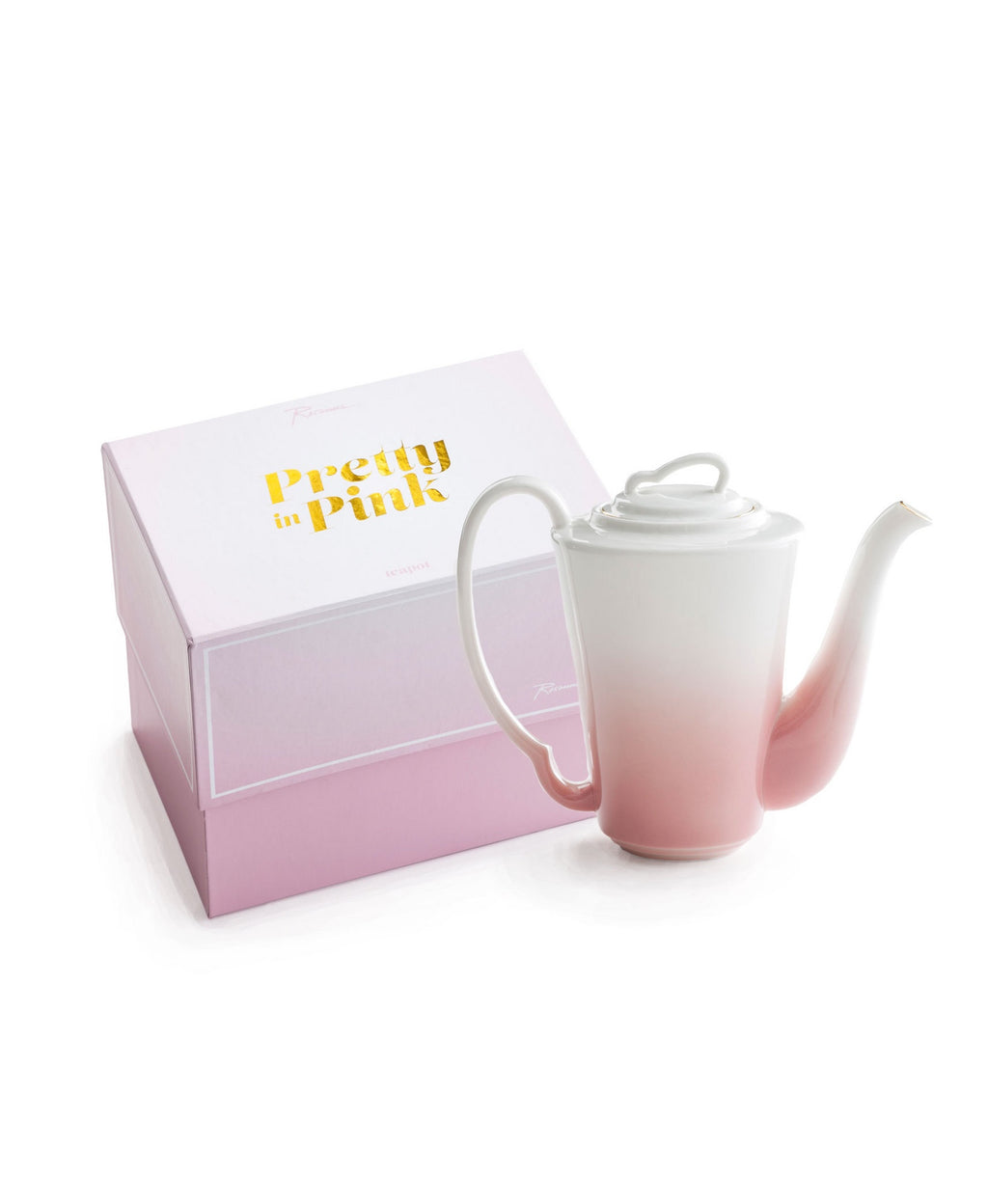 Pretty In Pink Teapot