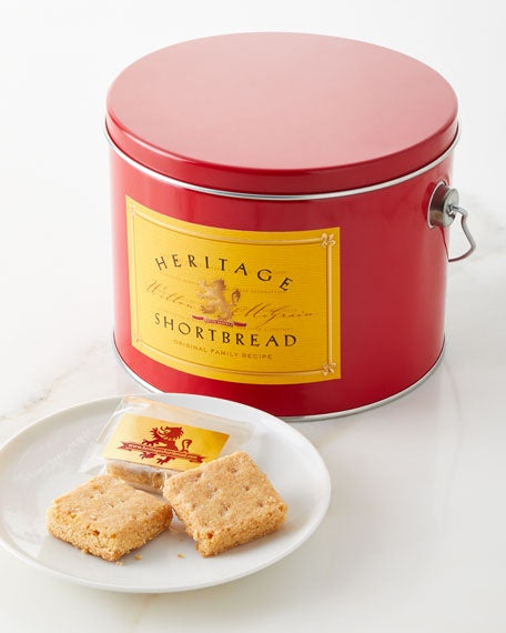 Traditional Shortbread Tin