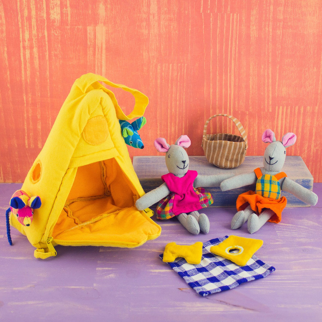 Playhouse Set Mouse Picnic
