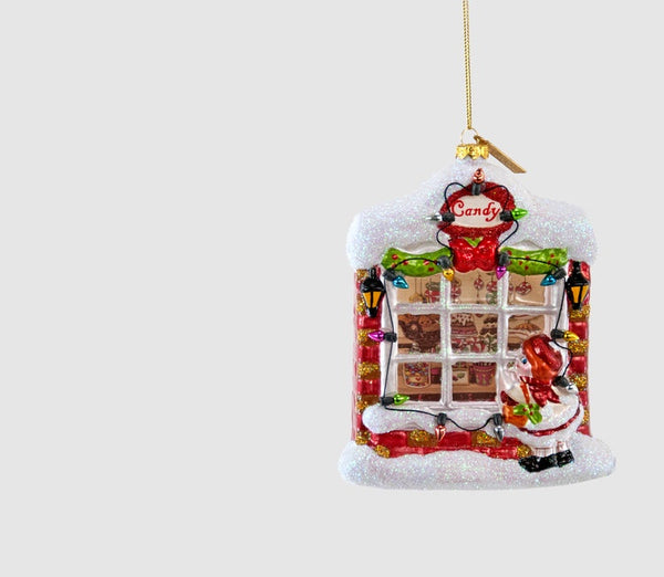 Sweet Candy Shoppe Ornament