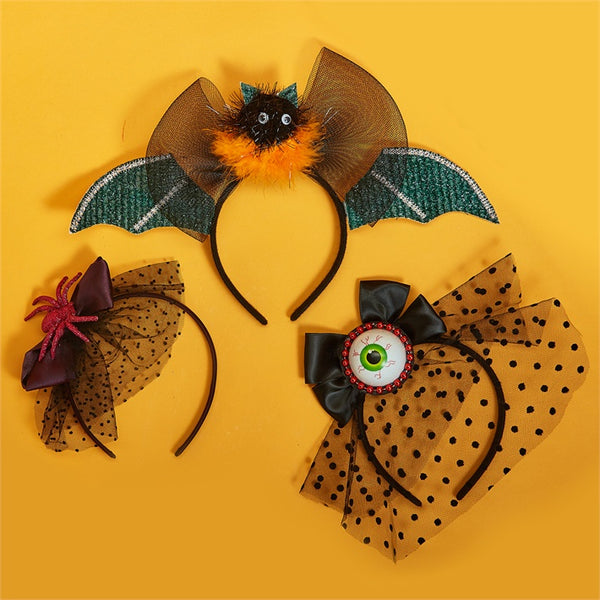 Halloween Headbands Assorted
