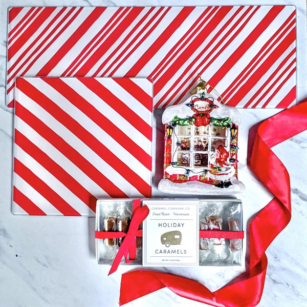 Candy Cane Lane Gift Set