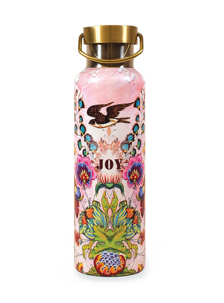 Floral Joy 20oz Wander Bottle