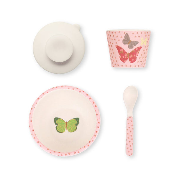 Baby Feeding Set- Butterflies