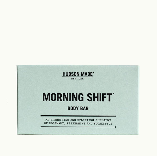 Morning Shift Body Bar Soap