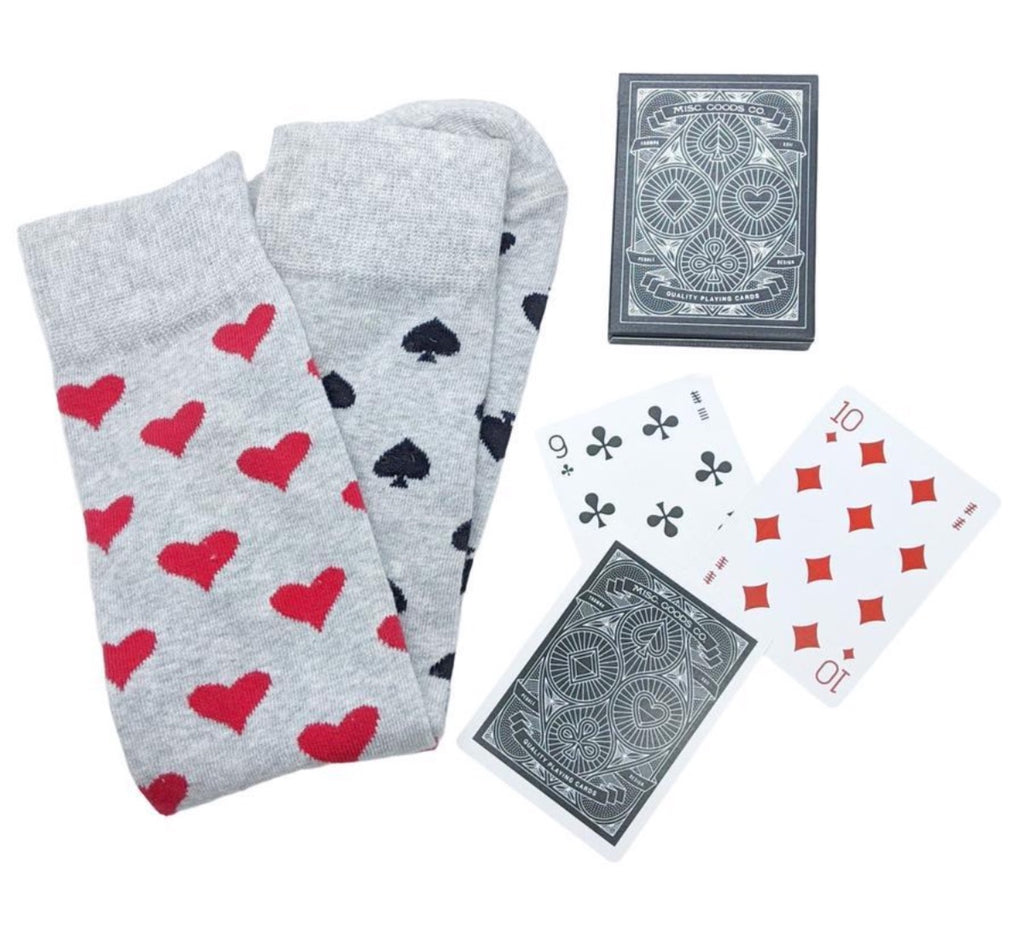 Hearts & Spades Gift Box