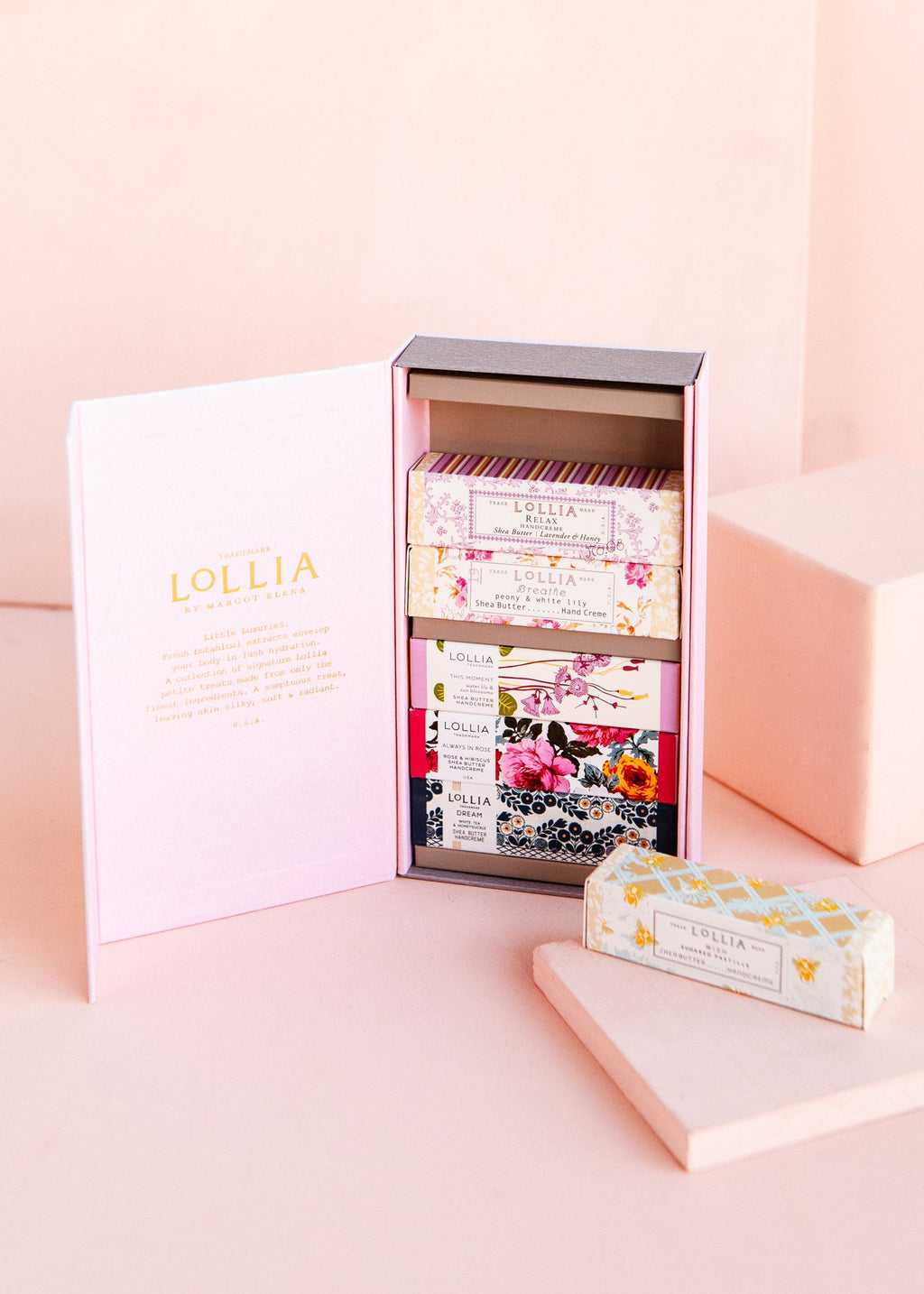 Lollia Petite Treat Handcreme Set