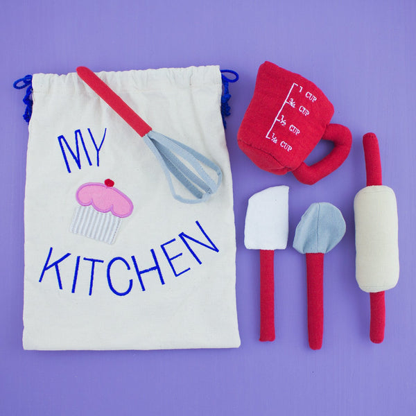 My Kitchen Play Kit