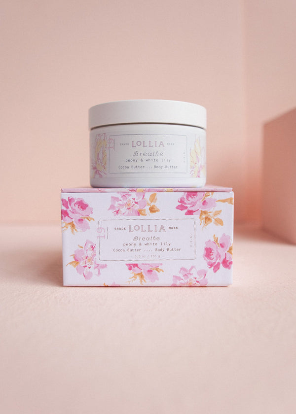 Breathe Whipped Body Butter
