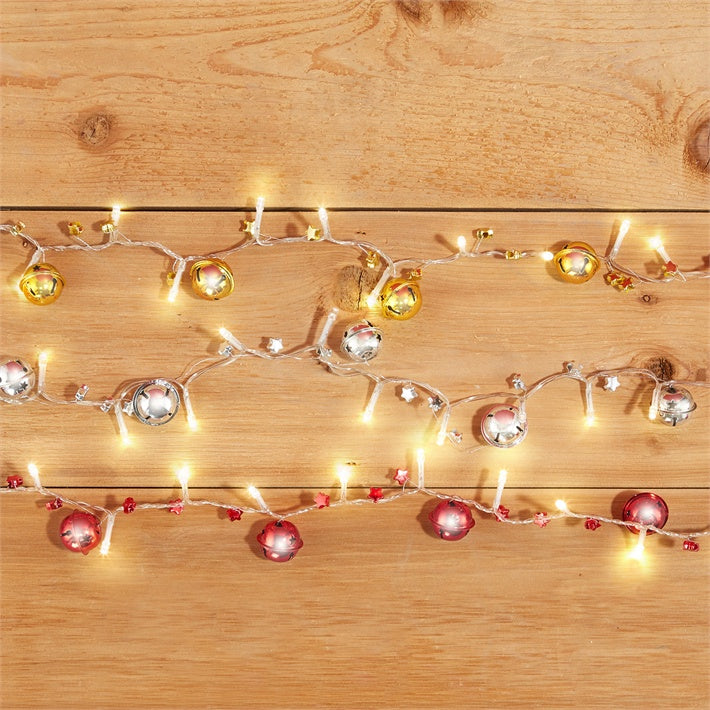 A/3 Jingle Bell String Lights