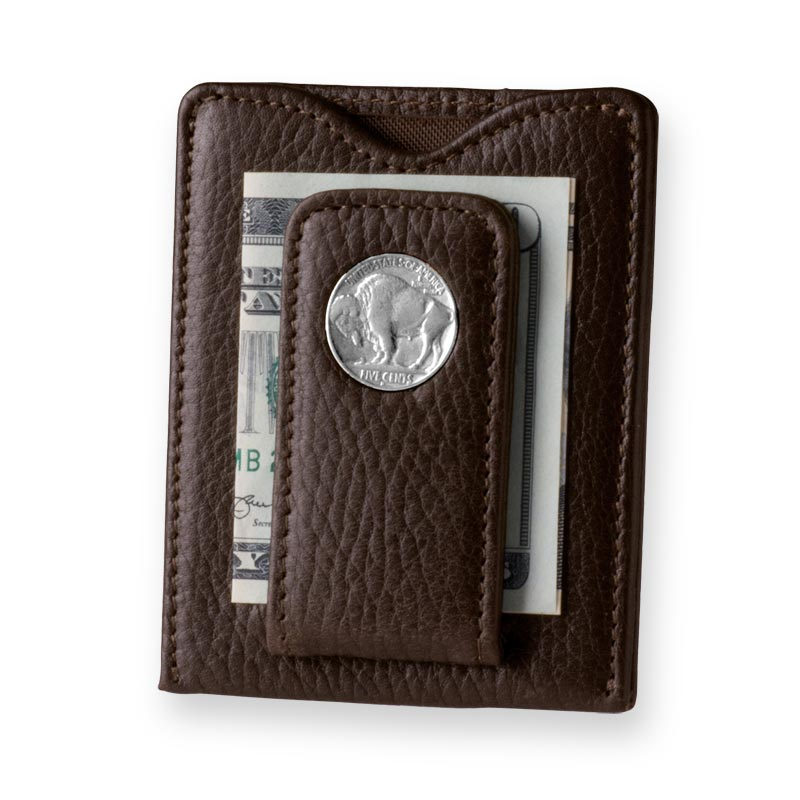 Buffalo Leather Wallet