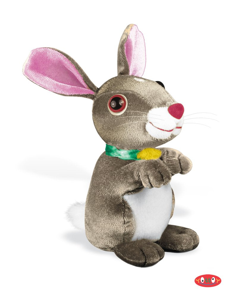 "Biddle Bunny 8 1/2"" Soft Toy"