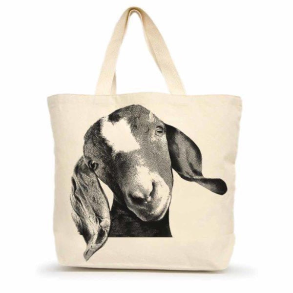 Oversized Animal Tote