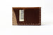 Range Leather Company Gannett Minimalist Wallet
