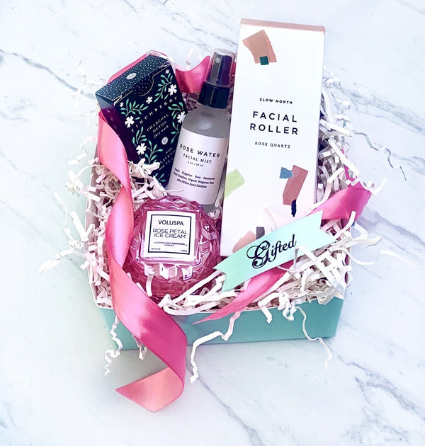 Rose Facial Gift Set