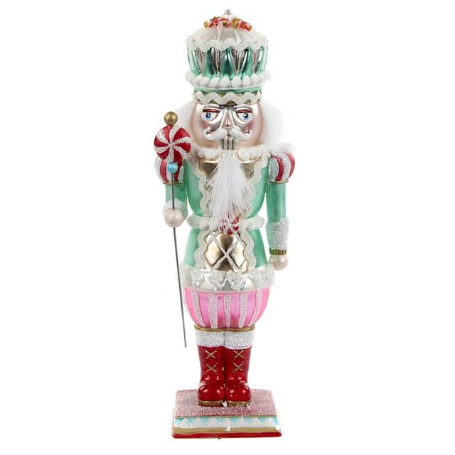 Sweet Candy Glass Nutcracker