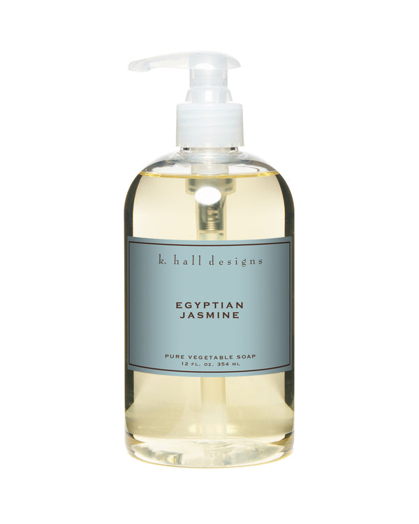 Egyptian Jasmine Liquid Hand Soap