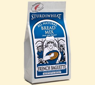 FRENCH BAGUETTE BREAD MIX