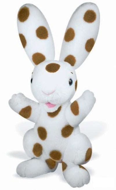 "Spotty Bunny 12"" Soft Toy"