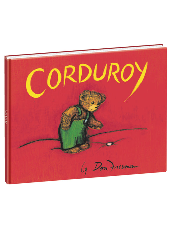 Hard Cover Corduroy Book