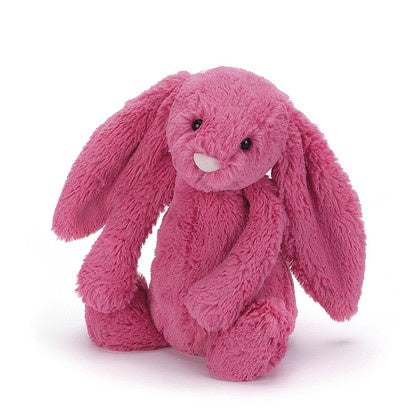 Bashful Strawberry Bunny Medium