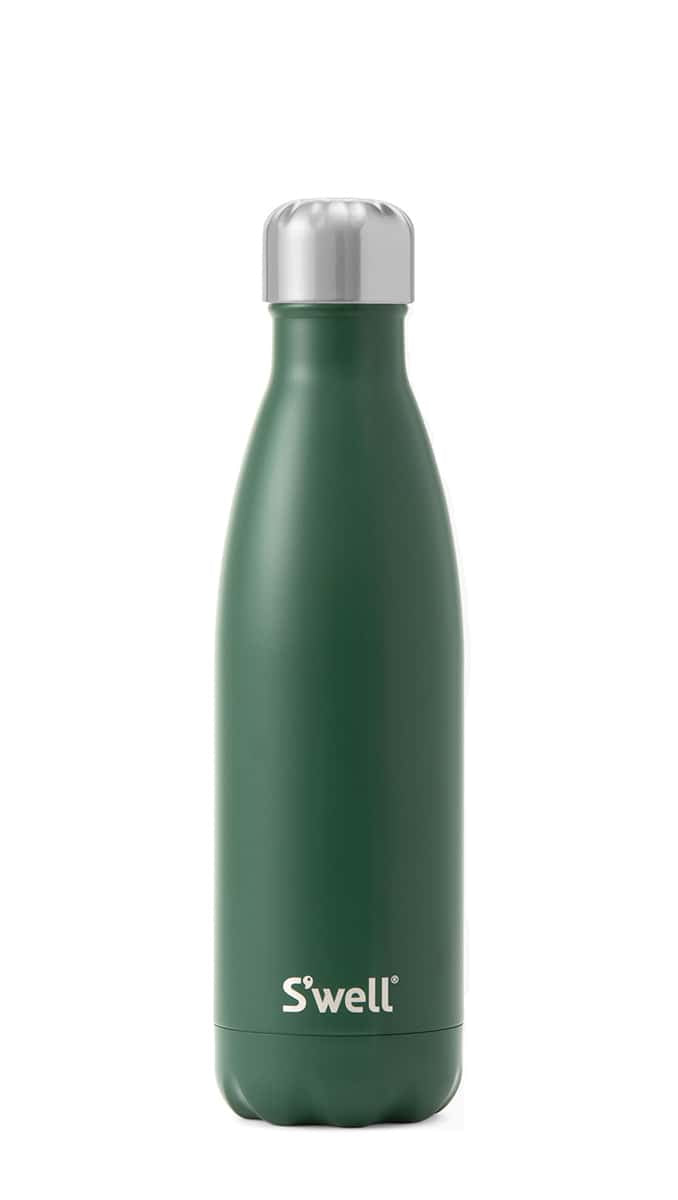 17oz. Hunting  Green Bottle