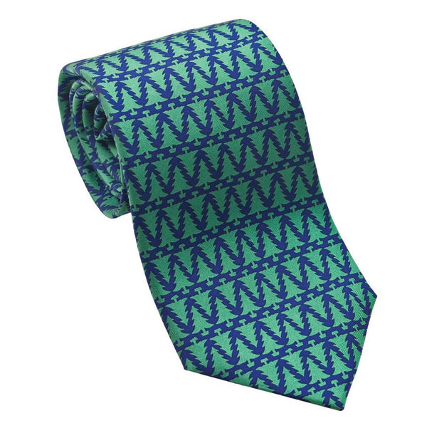 Christmas Tree Neck Tie