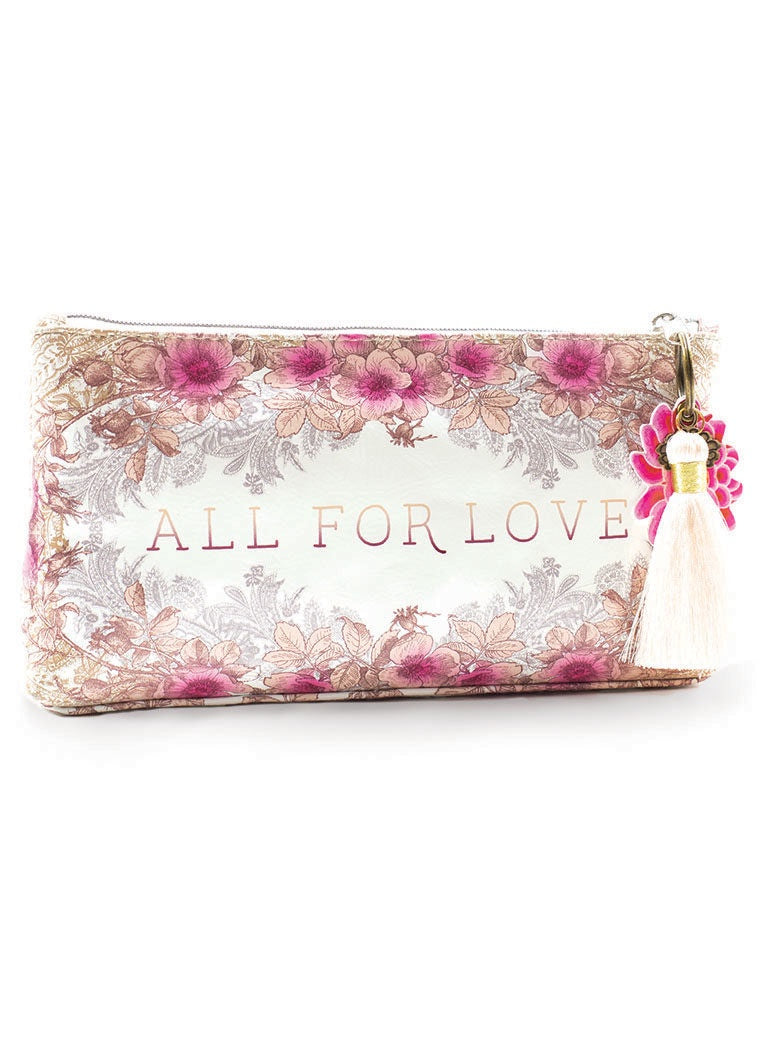 All For Love Small Tassel Pouch