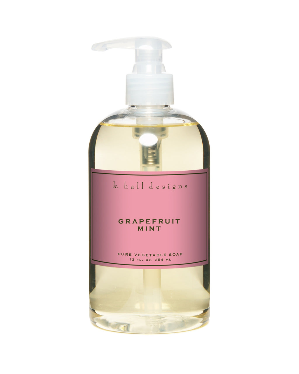 Grapefruit Mint Hand Soap 12oz