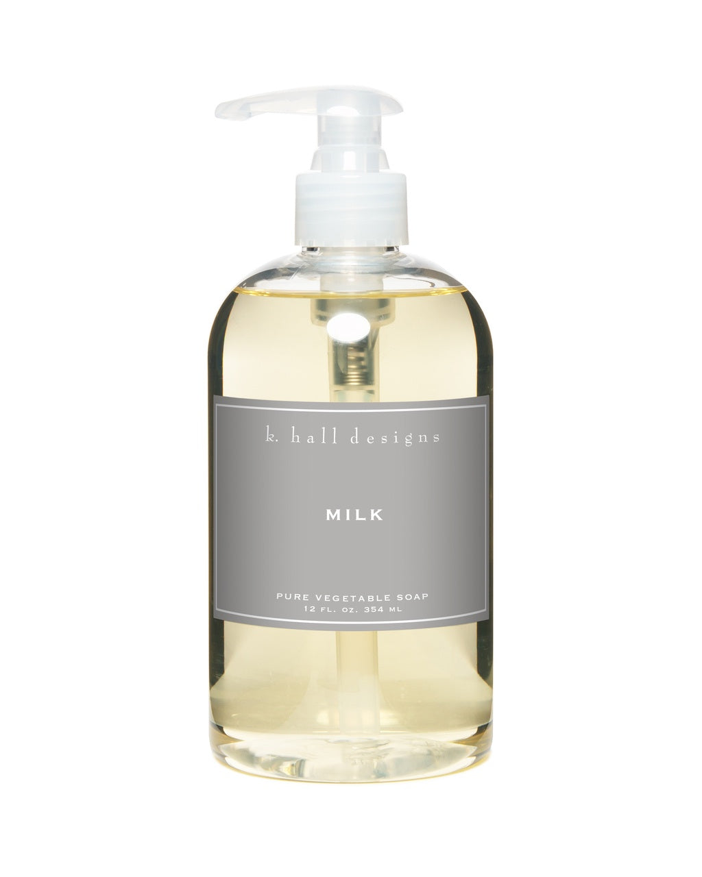 Milk Liquid Hand Soap- 12oz
