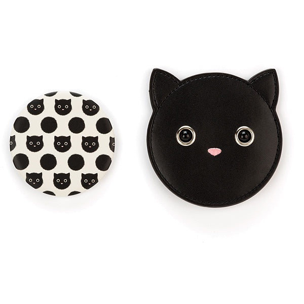Kutie Pops Kitty Pouch Mirror