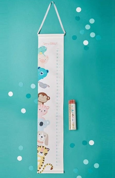 Way to Grow Growth Chart