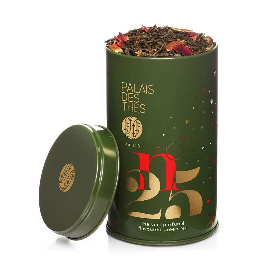 Holiday Blend of Green Tea