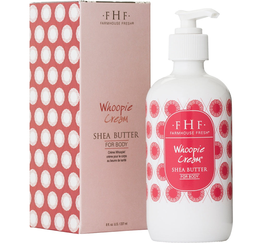 Whoopie Cream Shea Butter Body Lotion