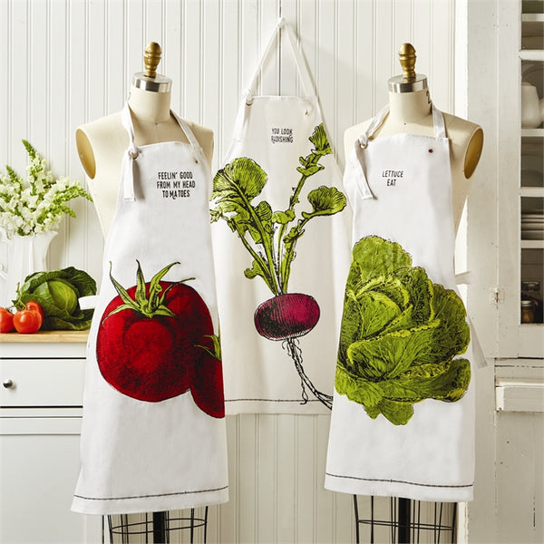 Farm To Table Apron in Mason Jar