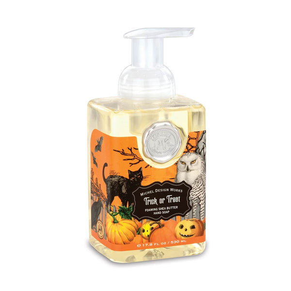 Trick or Treat Foaming Soap