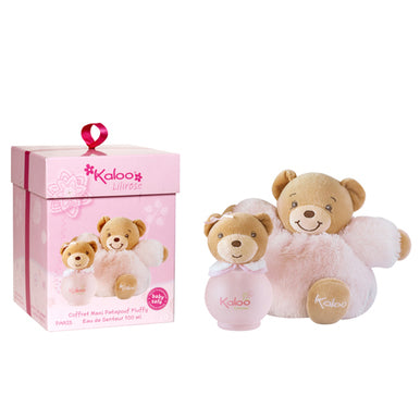 Kaloo Lilirose Girl Set with Plush Toy