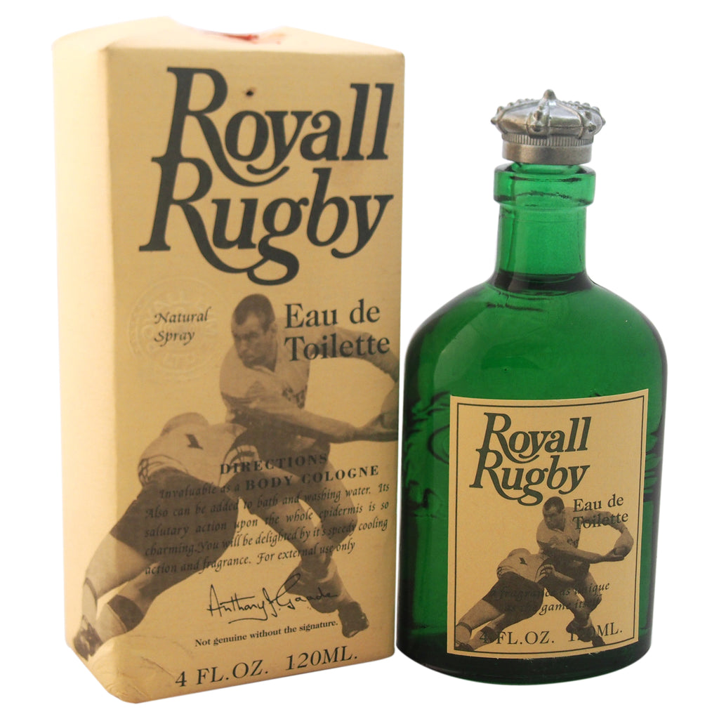 Royal Rugby Natural Spray