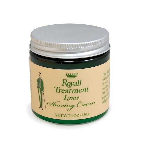 Royall Lyme Shaving Cream