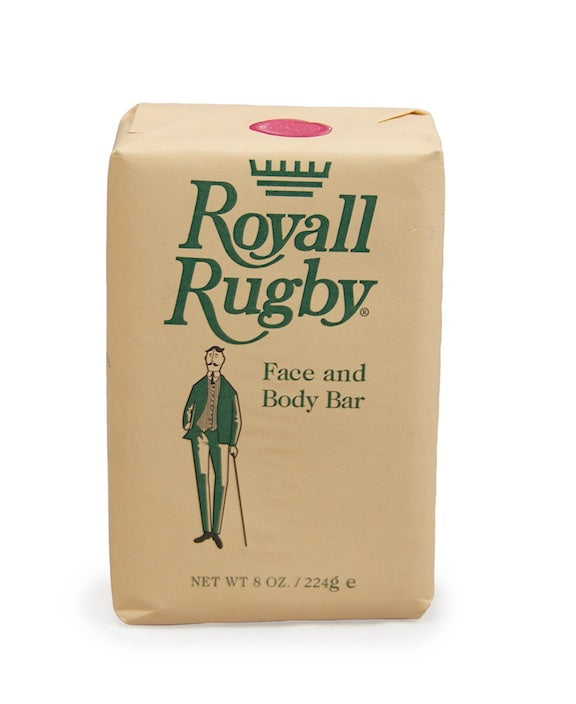 Royal Rugby Soap Bar