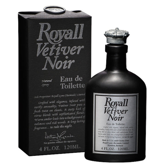 Royall Vetiver Noir Natural Spray