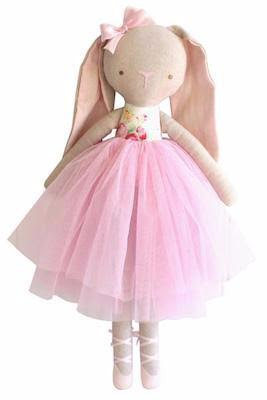 Alimrose Billie Ballet Bunny 17in.
