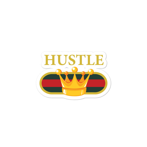 Tommy Gun Hustle Bubble-free stickers – Hustle Everything