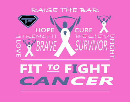 Raise The Bar For Cancer