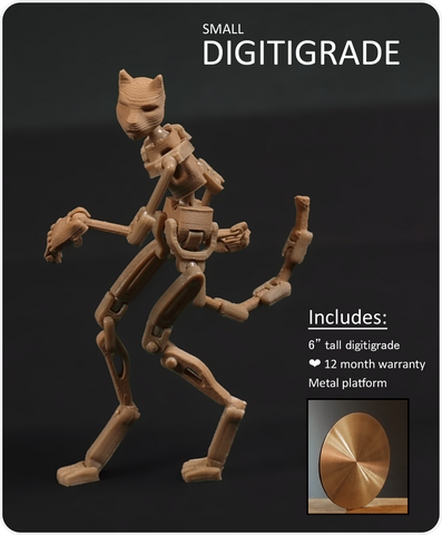 Small Digitigrade