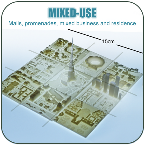 Mixed Use Zones