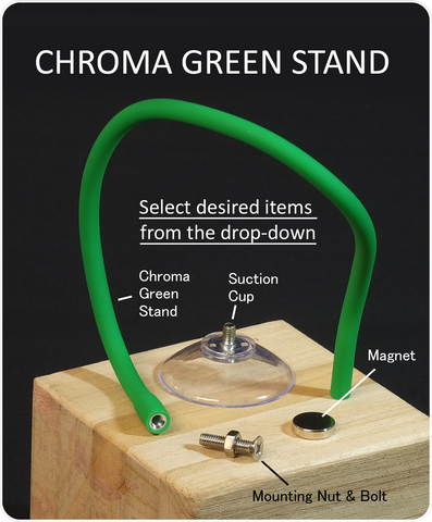 Chroma Green Stand